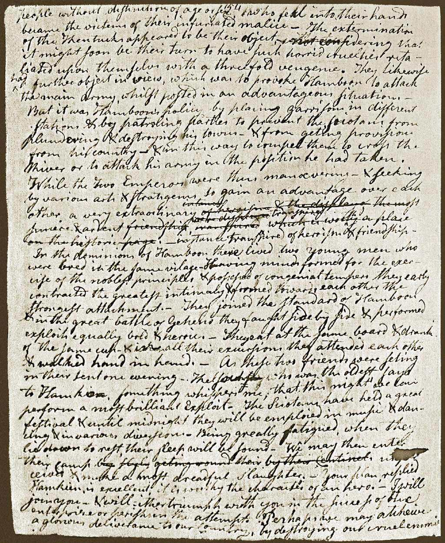 Image result for Spaulding manuscript
